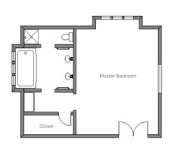 Masterbedroom1 Fs Easy To Use House Plan Drawing Software On House Plans Drawing Programs